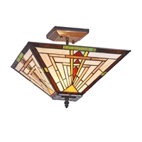 Picture of CH3T176IM14-UF2 Semi-Flush Ceiling Fixture