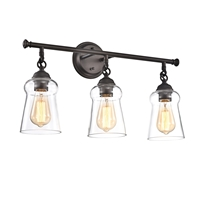 Picture of CH2S122RB23-BL3 Bath Light