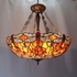 Picture of CH3T825RD28-UP4 Inverted Pendant