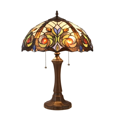 Picture of CH3T229IV16-TL2 Table Lamp