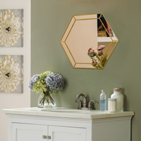 Picture of CH8M010GD34-FHX Wall Mirror
