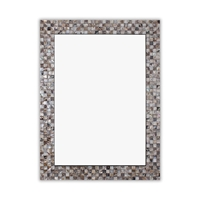 Picture of CH8M103BS32-VRT Framed Mirror