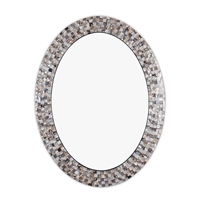 Picture of CH8M103BS36-VOV Framed Mirror