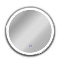 Picture of CH9M076EB24-RND LED Mirror