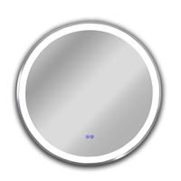 Picture of CH9M076EB30-RND LED Mirror