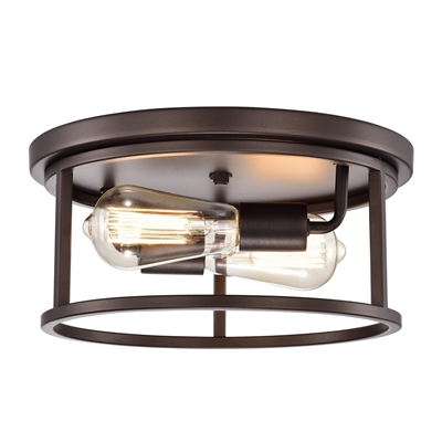 Picture of CH2D324RB12-CF2 Flushmount