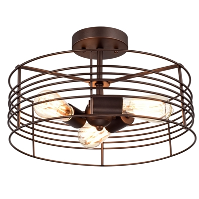 Picture of CH2R417RB15-SF3 Semi-flush Ceiling Fixture