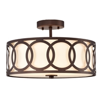 Picture of CH2S415RB15-SF3 Semi-flush Ceiling Fixture